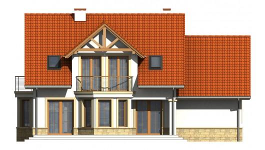 Projekt domu LK&656