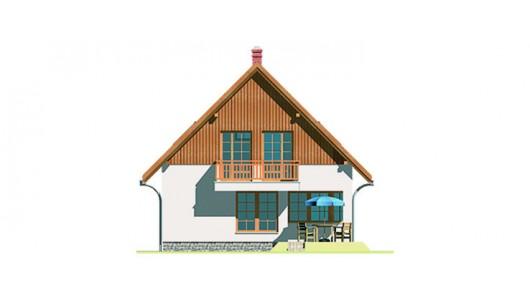 Projekt domu LK&65