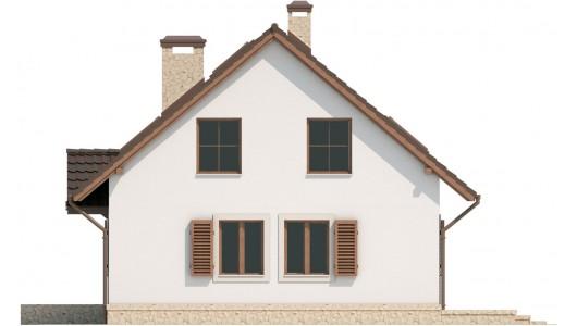 Projekt domu LK&661