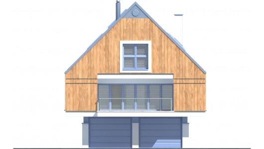 Projekt domu LK&662