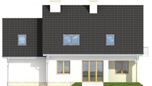Projekt domu LK&664