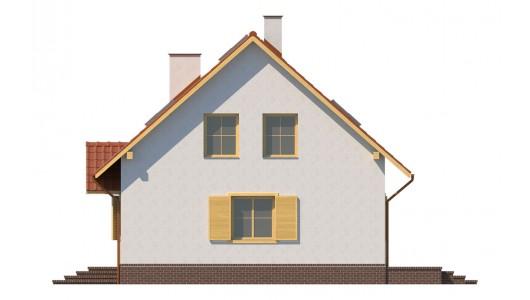 Projekt domu LK&665