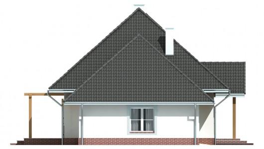 Projekt domu LK&667