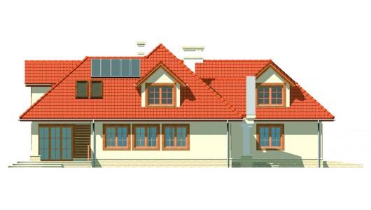 Projekt domu LK&669
