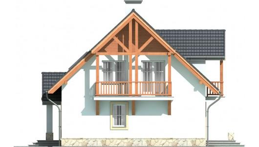 Projekt domu LK&679