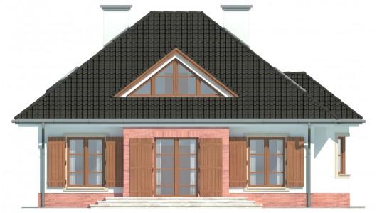 Projekt domu LK&693