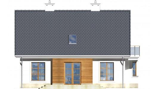 Projekt domu LK&695