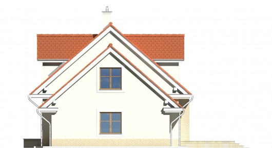 Projekt domu LK&696