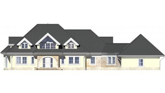 Projekt domu LK&705
