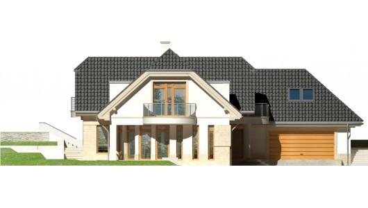 Projekt domu LK&707