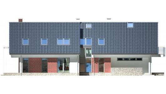 Projekt domu LK&709