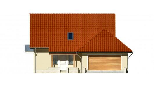 Projekt domu LK&718