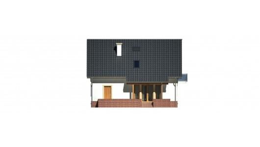 Projekt domu LK&719