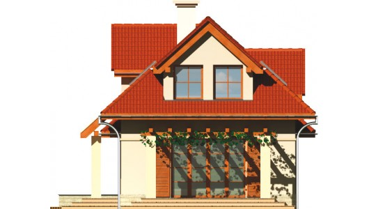 Projekt domu LK&71