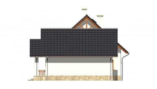 Projekt domu LK&728