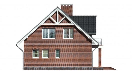 Projekt domu LK&732