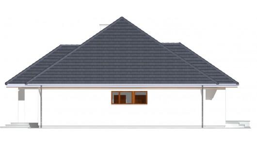 Projekt domu LK&735