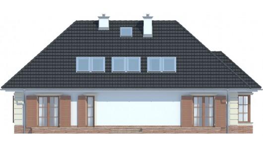 Projekt domu LK&748