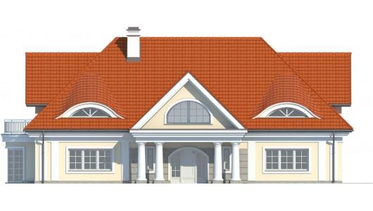 Projekt domu LK&753