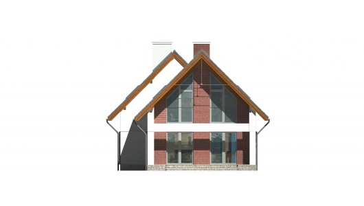 Projekt domu LK&765