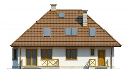 Projekt domu LK&778