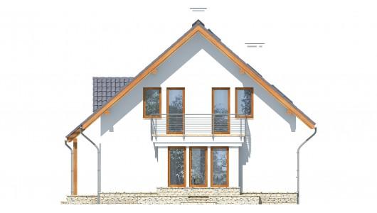 Projekt domu LK&807