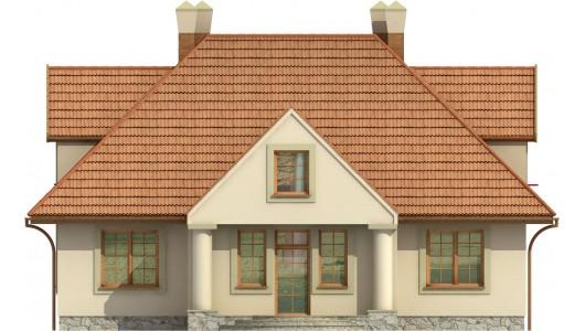 Projekt domu LK&85