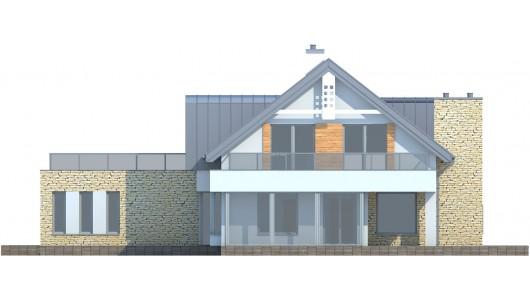 Projekt domu LK&861