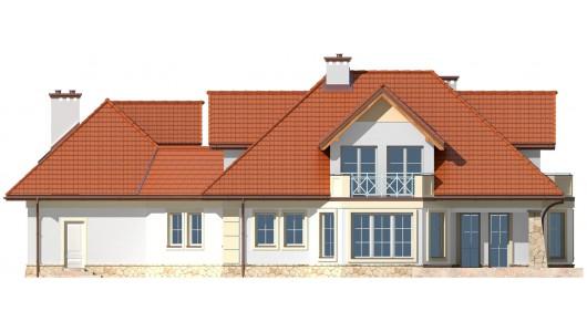 Projekt domu LK&864