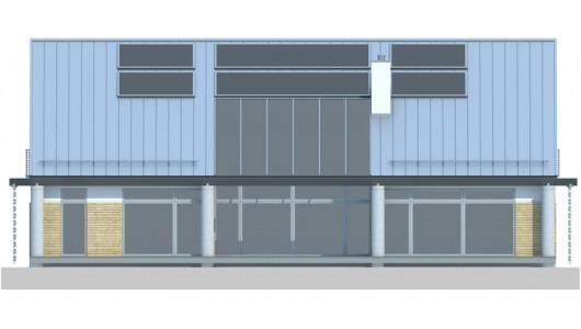 Projekt domu LK&873