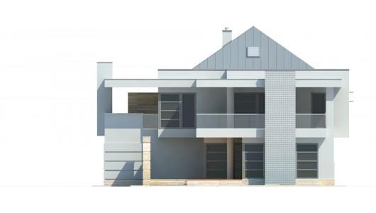 Projekt domu LK&875