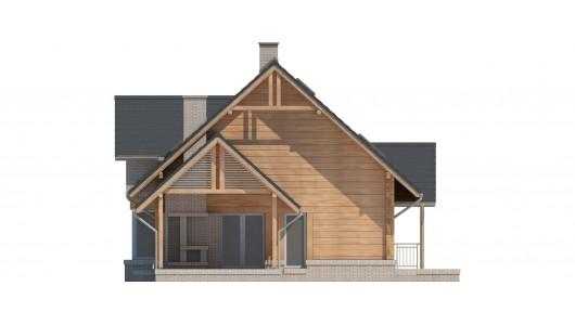 Projekt domu LK&909