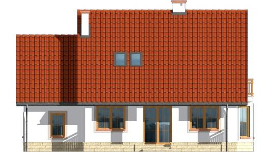 Projekt domu LK&90