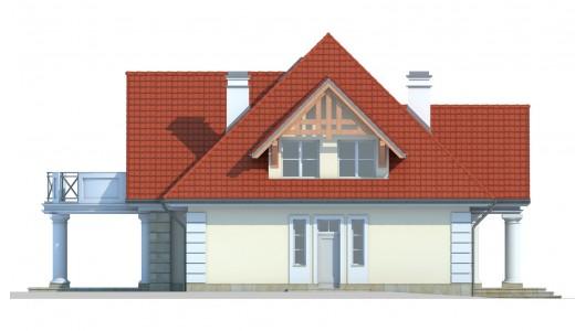 Projekt domu LK&925
