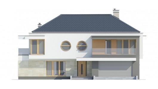Projekt domu LK&929