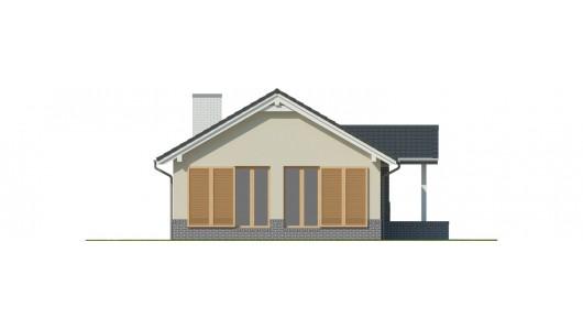 Projekt domu LK&930