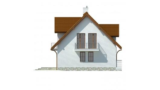 Projekt domu LK&951