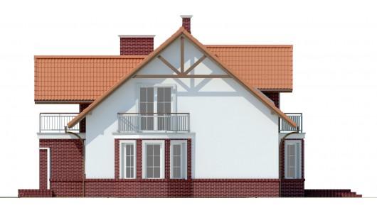 Projekt domu LK&954