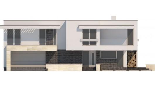 Projekt domu LK&987
