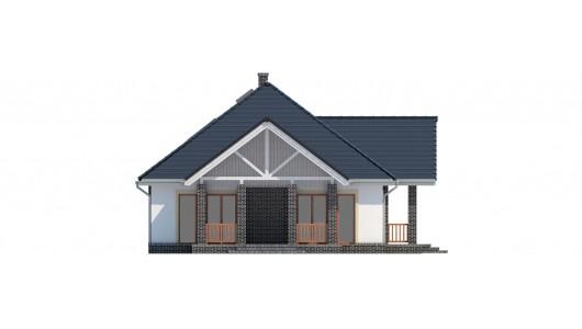 Projekt domu LK&989
