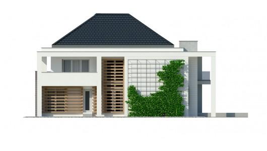 Projekt domu LK&991