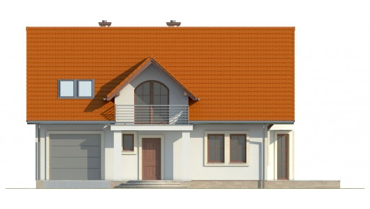 Projekt domu LK&9