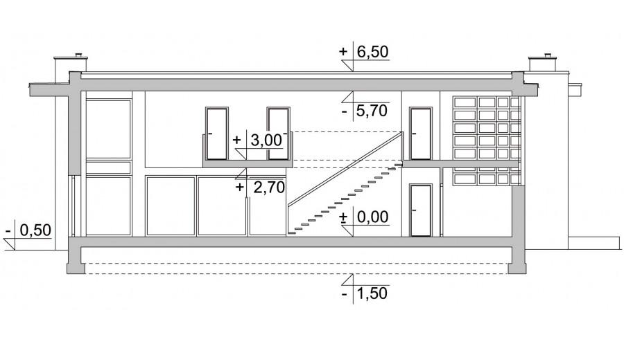 Projekt domu LK&920