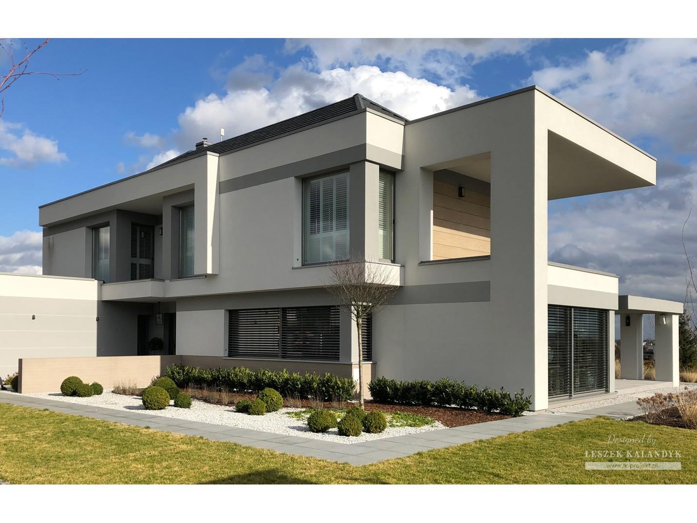 Projekt domu LK&1239
