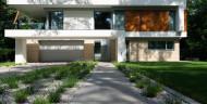 Projekt domu LK&1255