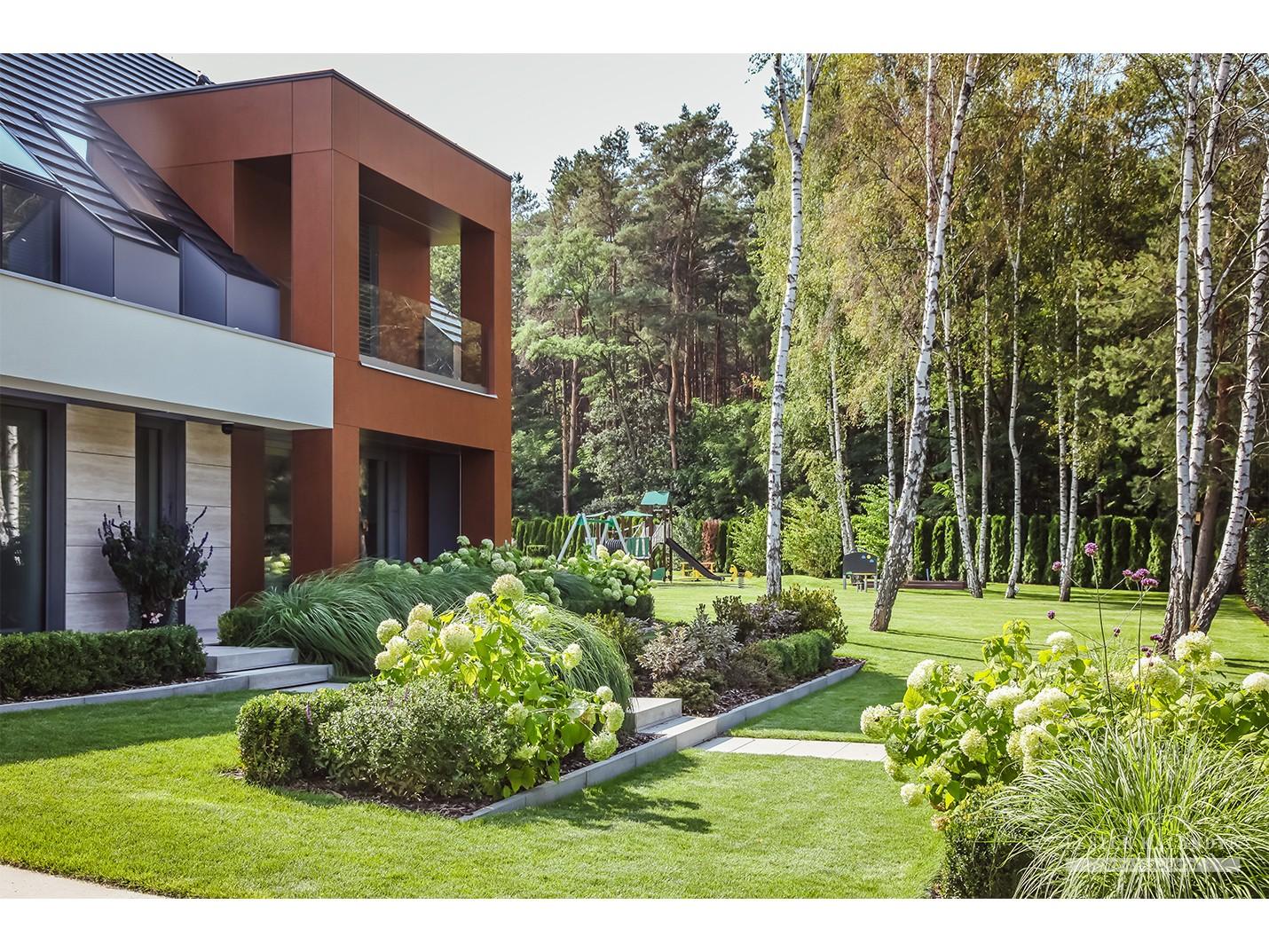 Projekt domu LK&1338
