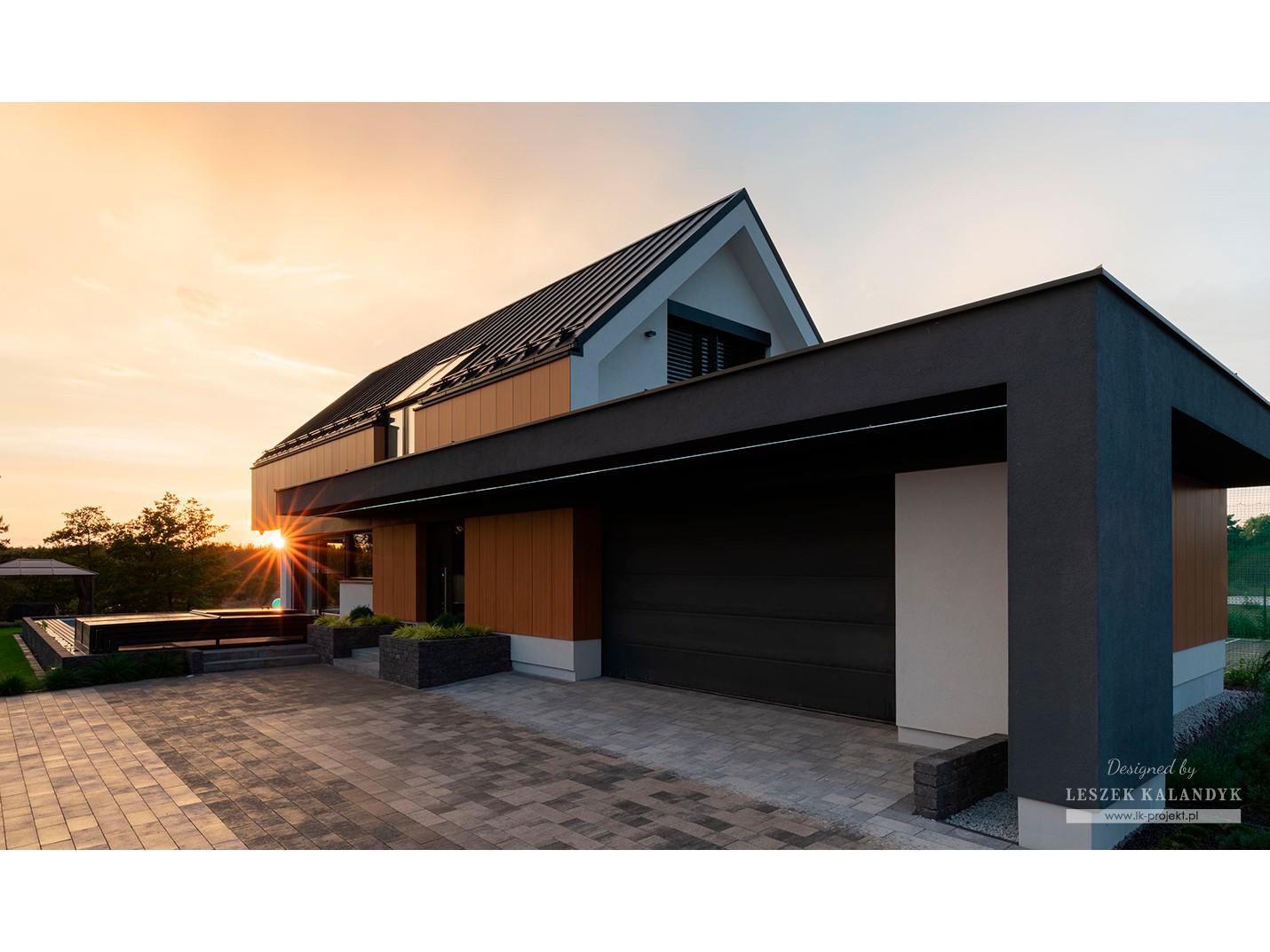 Projekt domu LK&1373