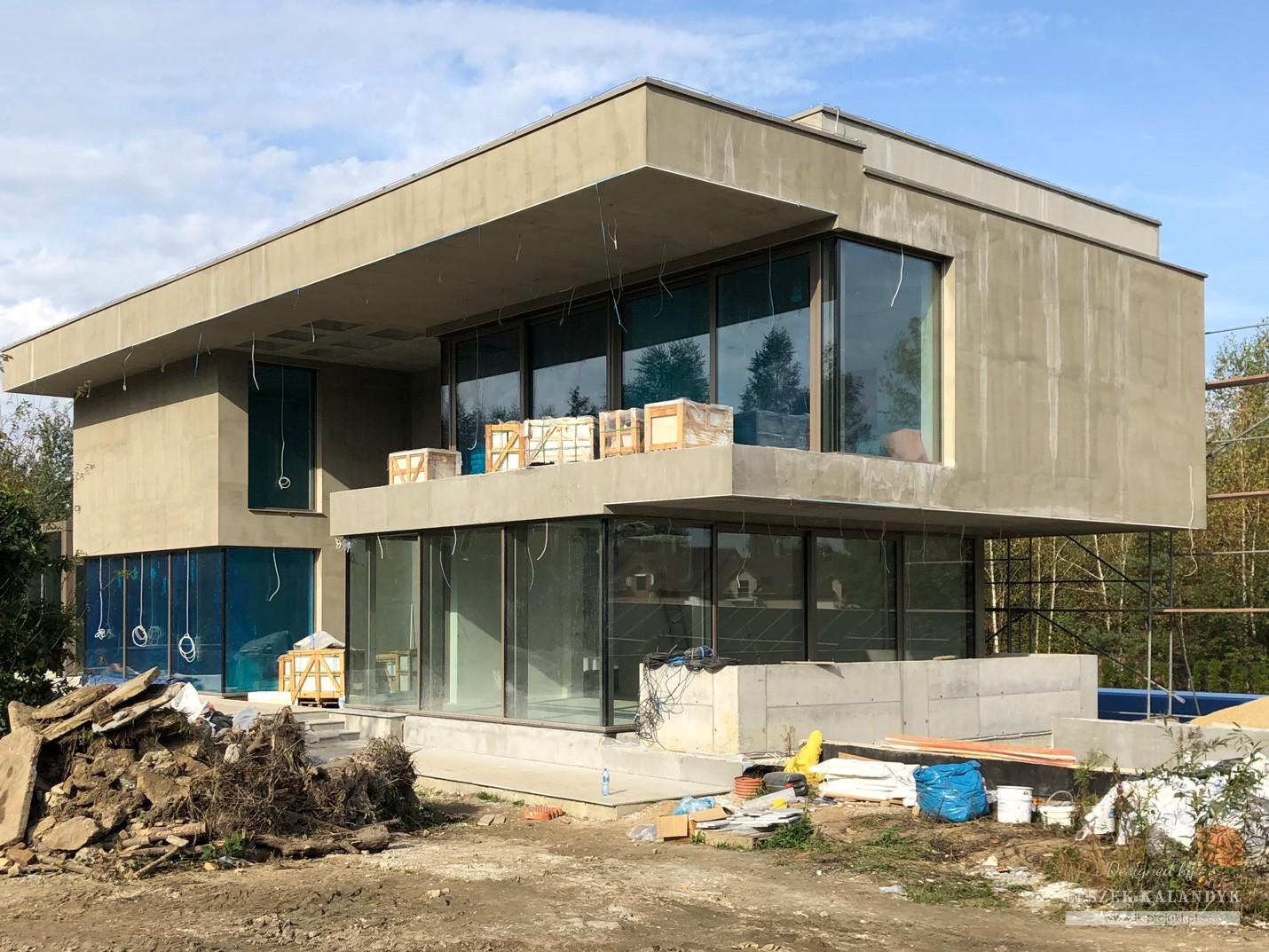 Projekt domu LK&1430