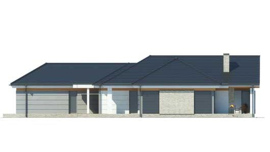 Projekt domu LK&1489