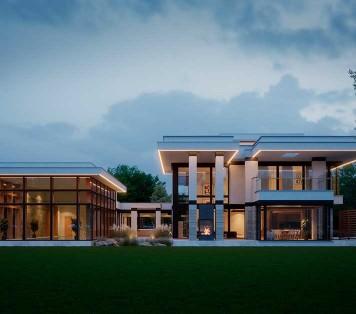 Projekt domu LK&1554